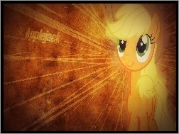 My Little Pony Przyja�� To Magia, Applejack