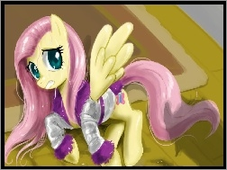 My Little Pony Przyja�� To Magia, Fluttershy
