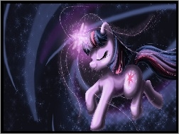 Przyja�� To Magia, Twilight Sparkle